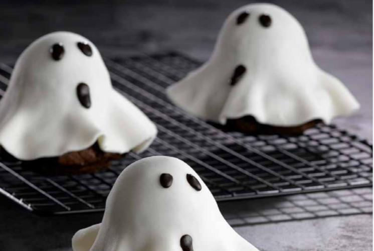 Little Ghost Muffin - Gespenster Muffin