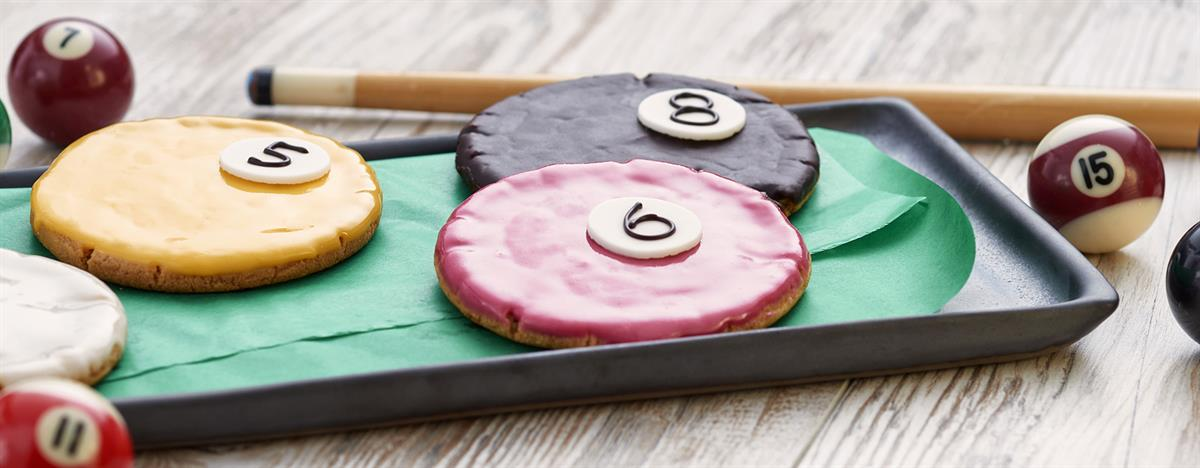 Billiard Cookie