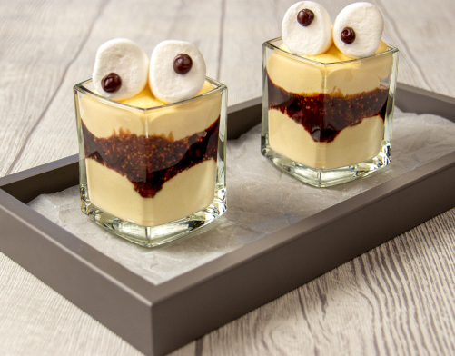 Rezept: Halloween Silly Monsters