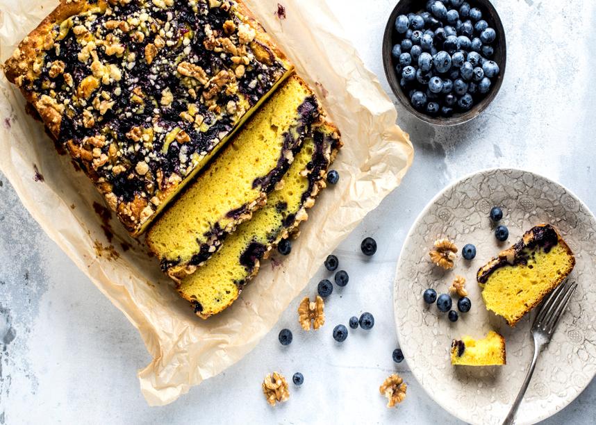 Tendencias en pastelería: Comida healthy y sana. Cerales y frutos secos deben contemplarse en los pasteles y otros fórmulas.